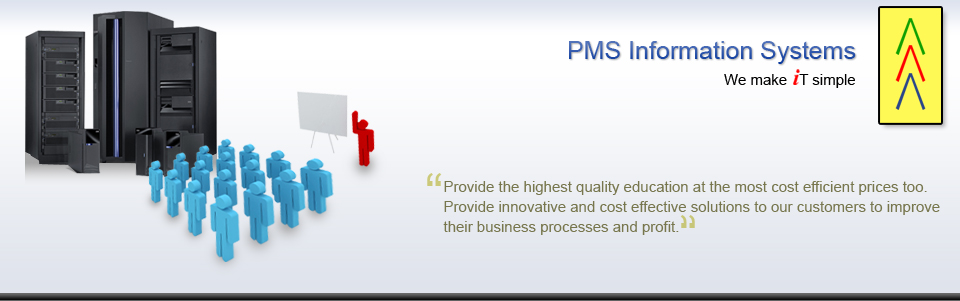PMS Information Systems | Home